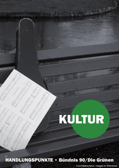Kultur | BÜNDNIS 90/DIE GRÜNEN Werneck