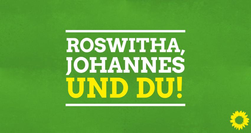 Mitmachen und Mitglied werden bei Bündnis 90/Die Grünen Werneck