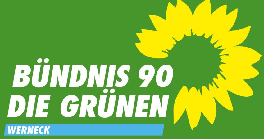 BÜNDNIS 90/DIE GRÜNEN Ortsverband Werneck