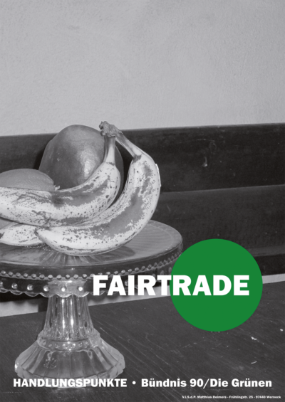 Fairtrade | BÜNDNIS 90/DIE GRÜNEN Werneck