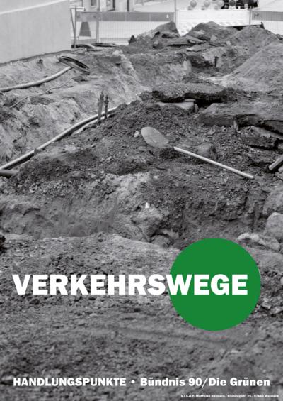 Verkehrswege | BÜNDNIS 90/DIE GRÜNEN Werneck