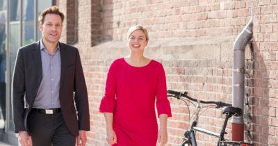 Unsere grünes Spitzenduo für die Landtagswahl