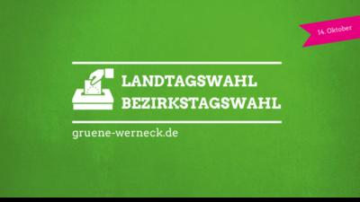 Landtagswahl & Bezirkswahl Bayern 2018