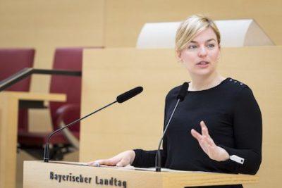 Katharina Schulze - Fraktionsvorsitzende BÜNDNIS 90/DIE GRÜNEN im Bayerischen Landtag | Foto: Andreas Gregor