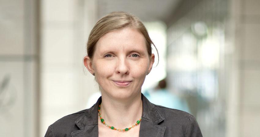 Corinna Rüffer   Behindertenpolitische Sprecherin Grüne Bundestagsfraktion