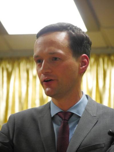 Landrat Florian Töpper