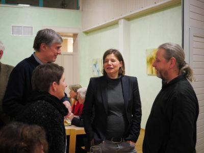 MdB Manuela Rottmann im Gespräch