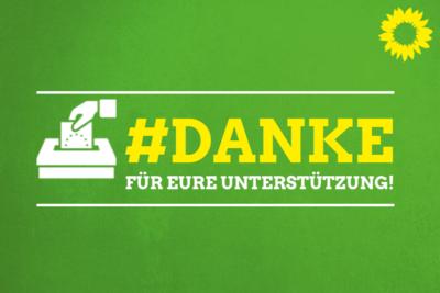 #Danke Europawahl